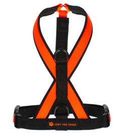 Basic Y  Sporttuig Neon Oranje