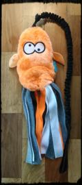 Grumpy Face 1.35m oranje