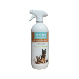 Stop! Animal Bodyguard Omgevingsspray 1 liter