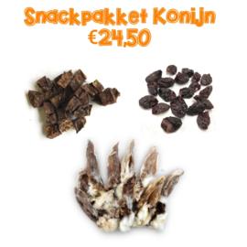 Snackpakket Konijn