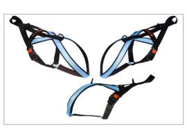 Hybride Y tuig blauw