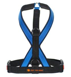 Basic Y  Sporttuig Neon Blauw