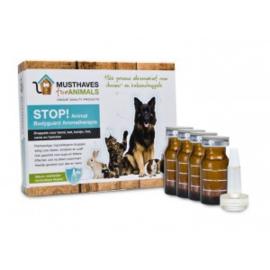 Stop! Animal Bodyguard Aromatherapie - 4 x 8 ml