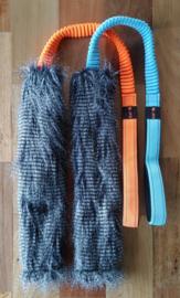 Bungee Tails 90cm lang blauw