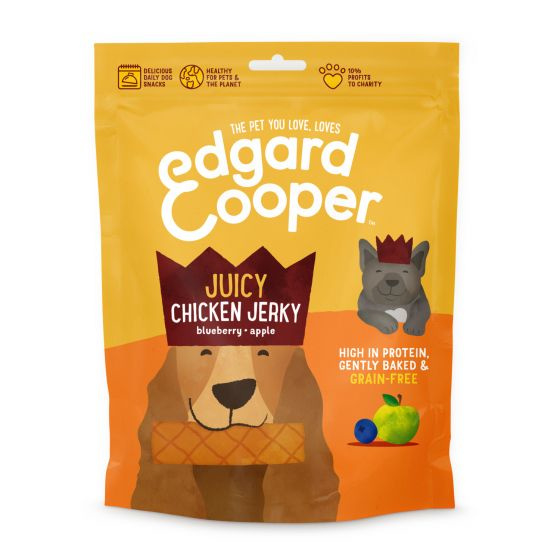 Edgard&Cooper Chicken Jerky