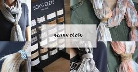 Scarvelet- Goud