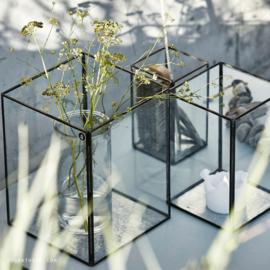 Glazen Lantaarn set - Pillar - House Doctor