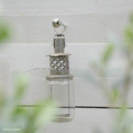 House Doctor - decoratieve spijker - zilverkleurig - 11 cm
