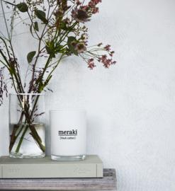 Meraki - geurkaars - 10,5 cm