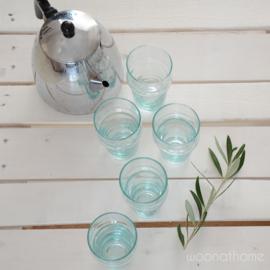 Marokkaanse glas - 13 cm