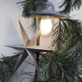 Delight Department - Kerstster set van 2 - grijs