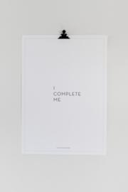 Love Warrior - I complete me - kaart