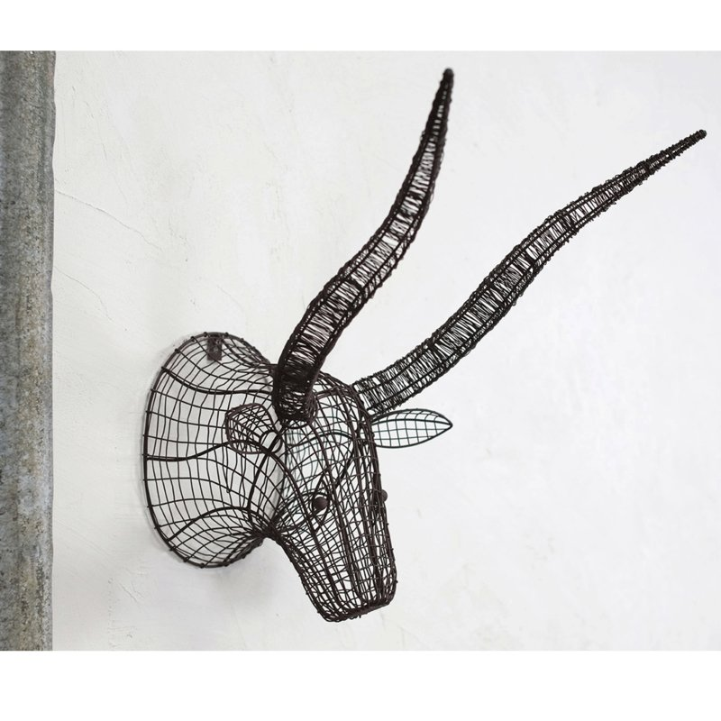 Nkuku -  Bull head - groot