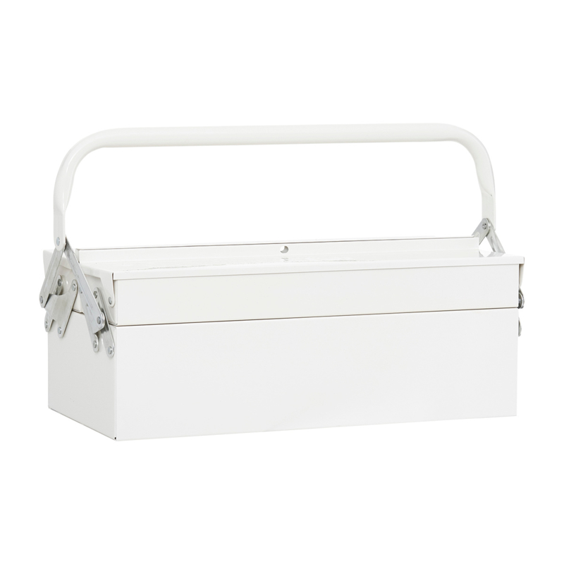 Toolbox - opberger - wit