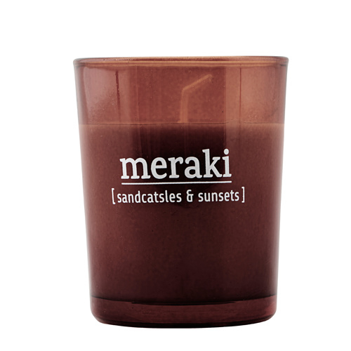 Meraki geurkaars - 6,7cm