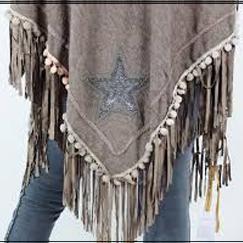 hippe sjaals en omslagdoeken