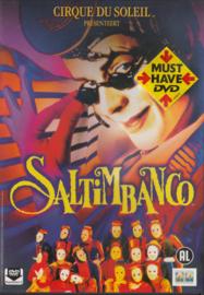 Cirque du Soleil - Saltimbaco