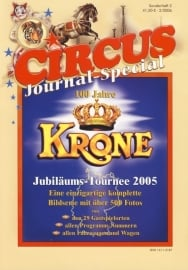 Circus Journal Special Krone 2/2006