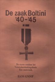 De Zaak Boltini 1940-1945
