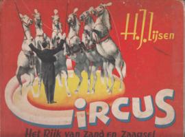 Circus Het Rijk van Zand en Zaagsel