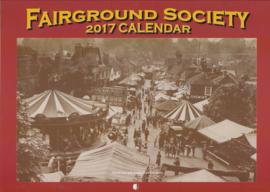 Fairground Society 2017 Calendar.