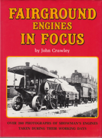 Fairground  Engines in Focus    - John Crawley