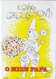 10 Jahre Circus Monti- O,Mein Papa 1994