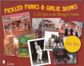 Pickled Punks & Girlie Shows    - Schiffer