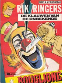 Rik Ringers  - Cirque Bouglione