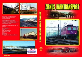 DVD Zirkus Bahntransport