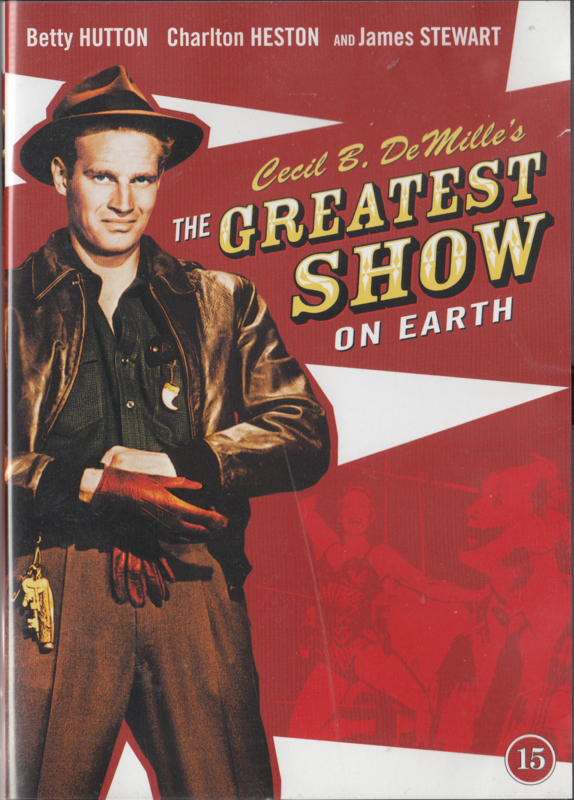 The Greatest Show on Earth - Circusfilm
