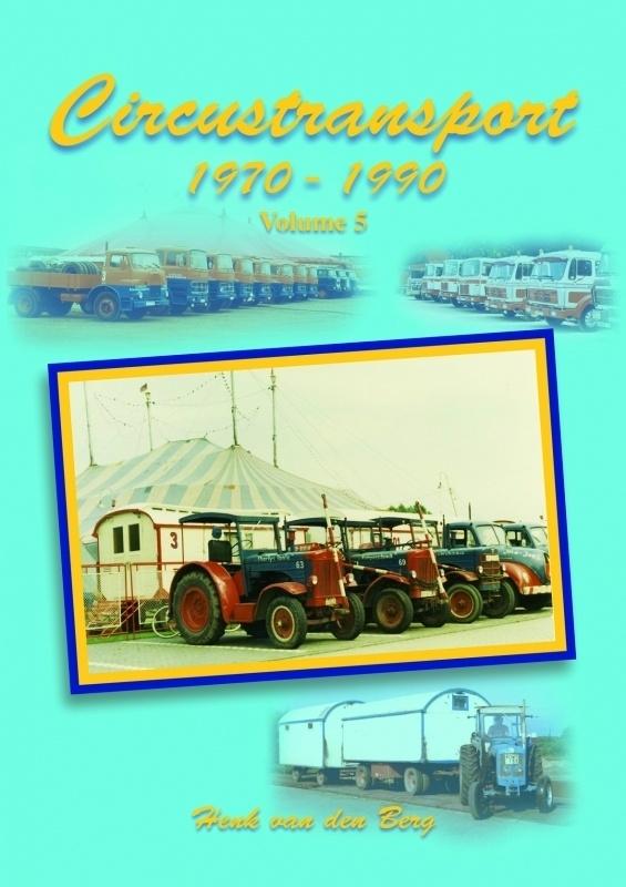 Circustransport Volume 5 1970-1990