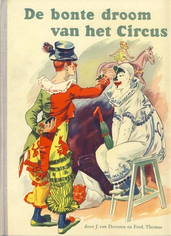 De bonte droom van het Circus