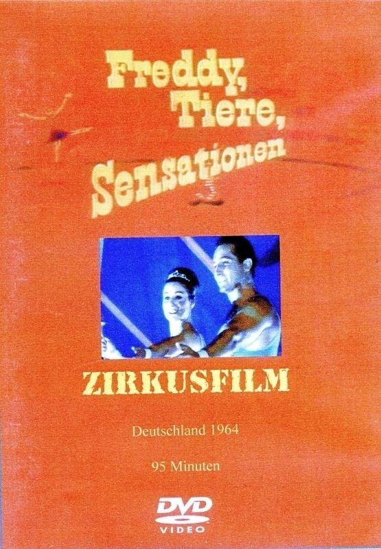 DVD Freddy, Tiere, Sensationen