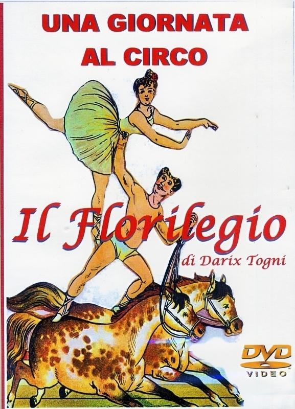 DVD Darix Togni Il Florilegio