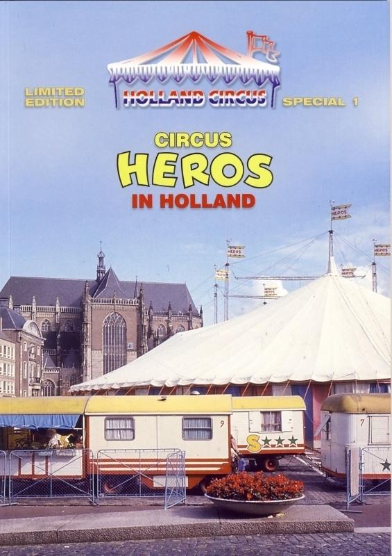 Circus Heros in Holland