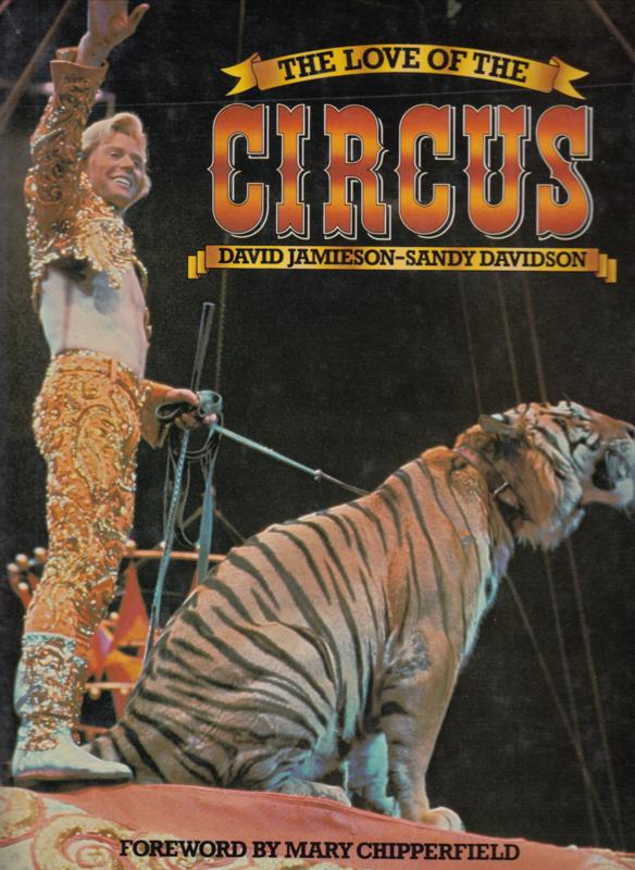 The Love of the Circus - David Jamieson