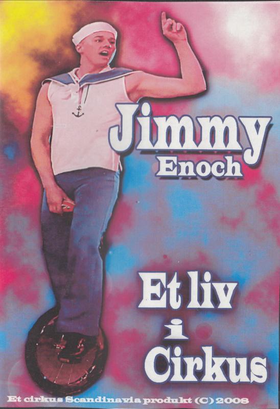 Jimmy Enoch - Et Liv I Cirkus