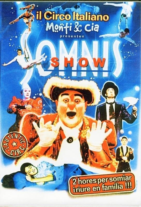 DVD Circo Italiano 2011 Show