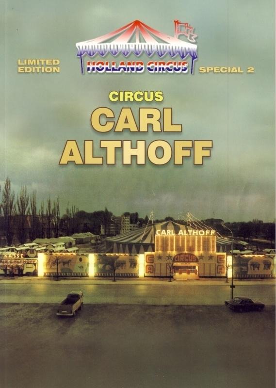 Circus Carl Althoff 1944-1980