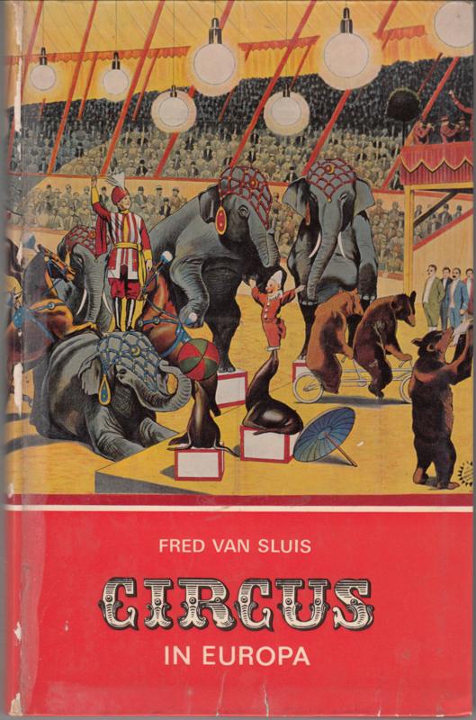Circus in Europa - Fred van Sluis