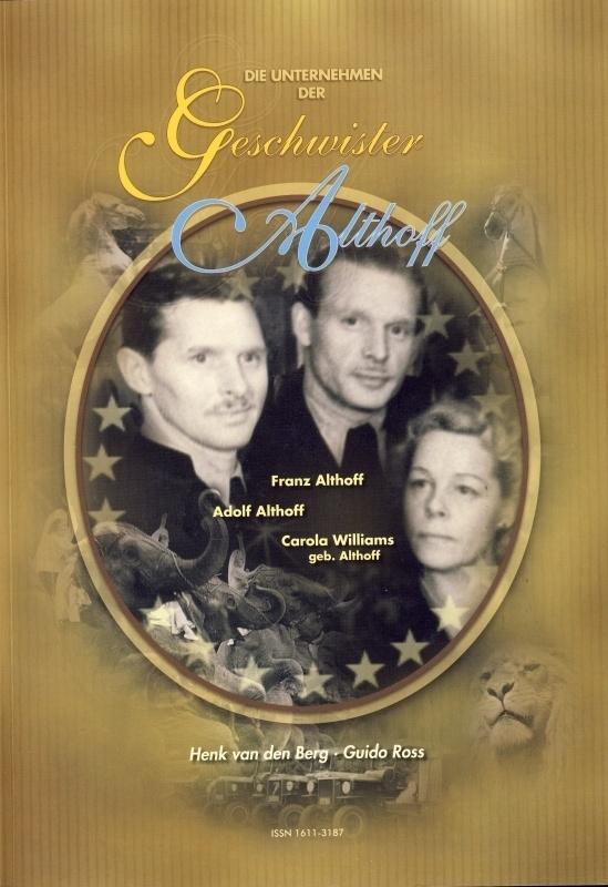 Circus Journal Special 04/2008 -Die Unternehmen der Geschwister Althoff