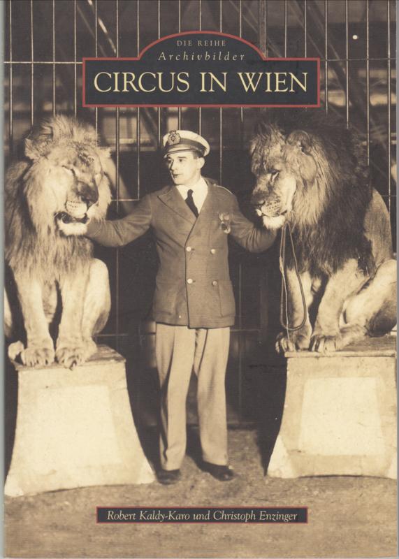 Circus in Wien   - Robert Kaldy -Karo
