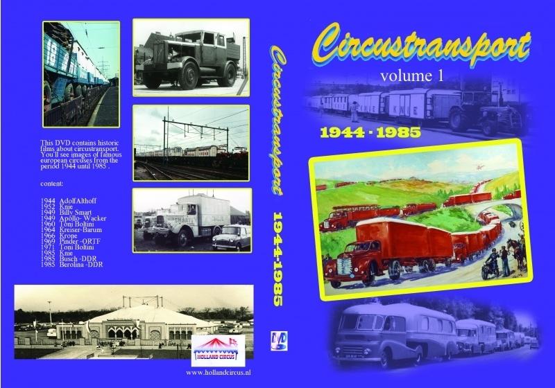 DVD Circustransport