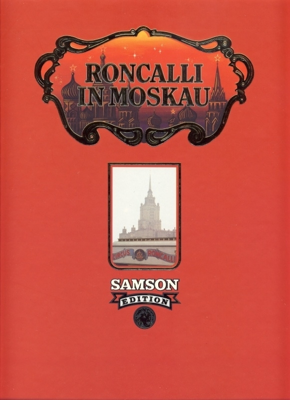 Roncalli in Moskou