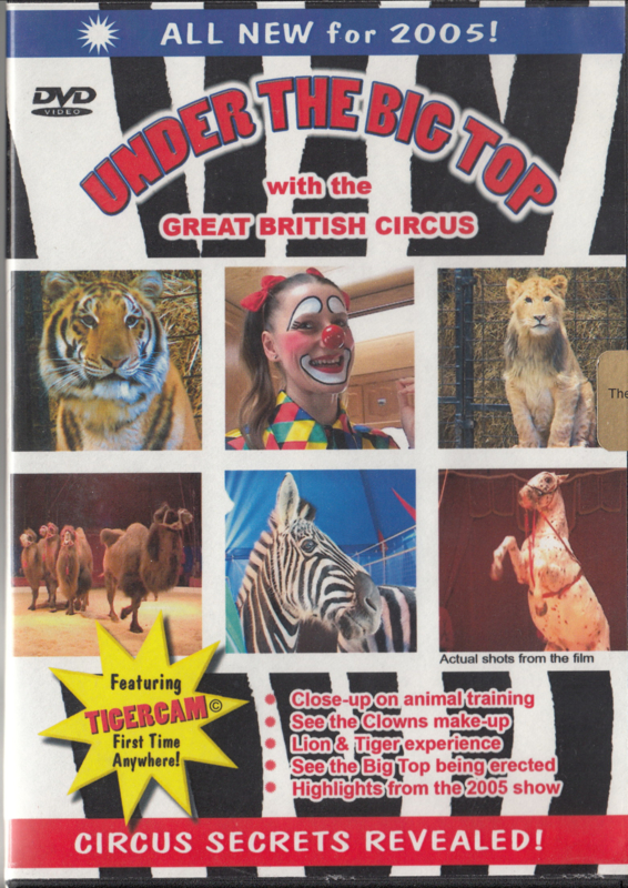 Spotlight on the Great British Circus