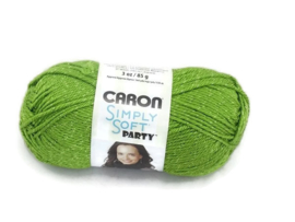 Caron Simply Soft Party 0003 Spring Sparkle