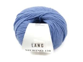 Lang Yarns Merino 120 0021 Poederblauw
