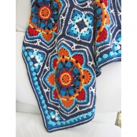Persian Tiles deken haakpakket Life DK original