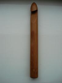 Bamboe haaknaald 20 mm